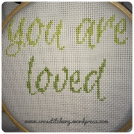 You are Loved - Progress