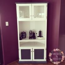 DIY Bar / Coffee Station!