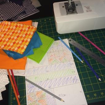 Oscar Quilt - Quilt Design