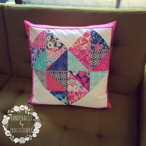 Love Heart Cushion1
