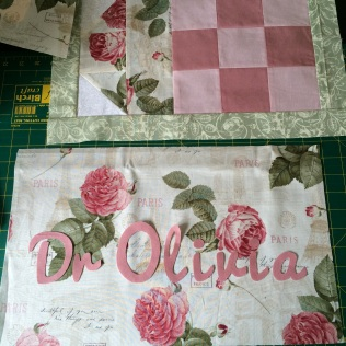 Front and Fusible Web Applique