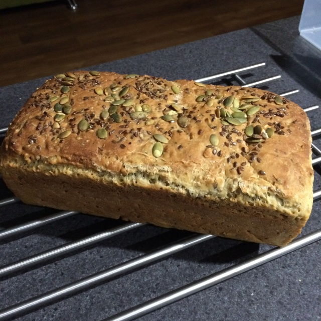 5 Seed Bread