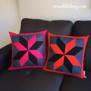 Completed Cushion Front