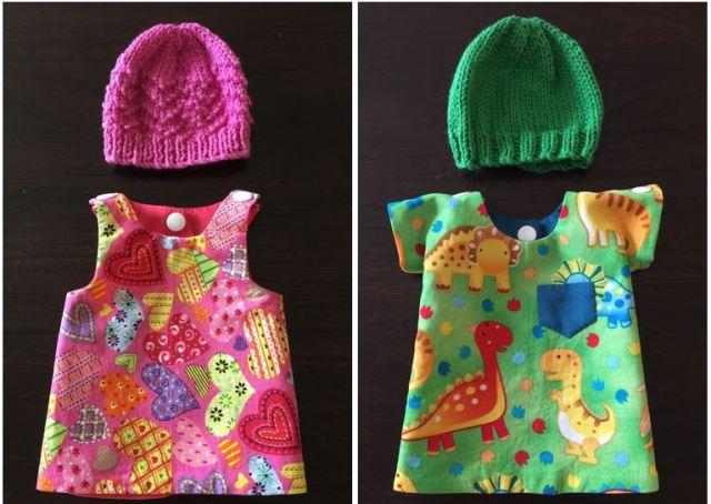 Tiny Sparks WA - NICU Outfits  http://www.tinysparkswa.org.au/blog/