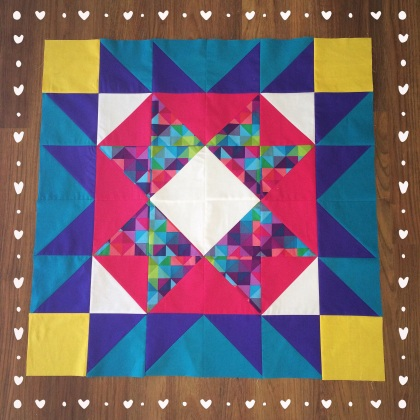 Supersize Quilt Block