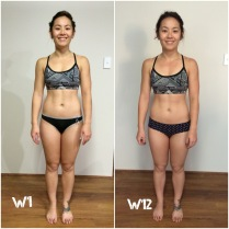 Week 12 BBG Progress Photo