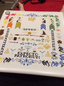 Harry Potter Cross Stitch